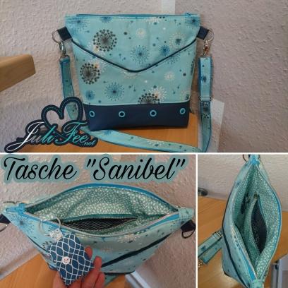 Sanibel_Pusteblumen Mint-Blau